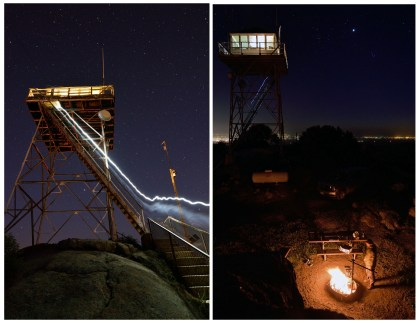 A Night in a Tower