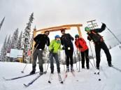 Skinny Skis