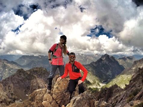 Mt Ellinor Summit