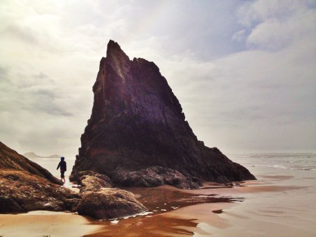 Beach Wander