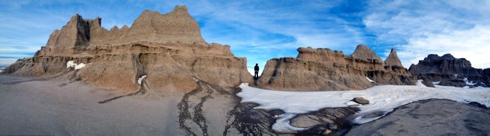 Back in the Badlands