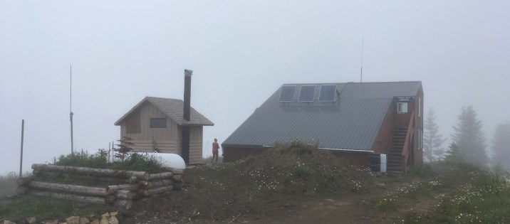 Morning Haze, High Hut, WA July 2016