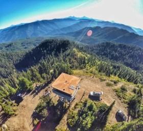 Oregon, August 2016