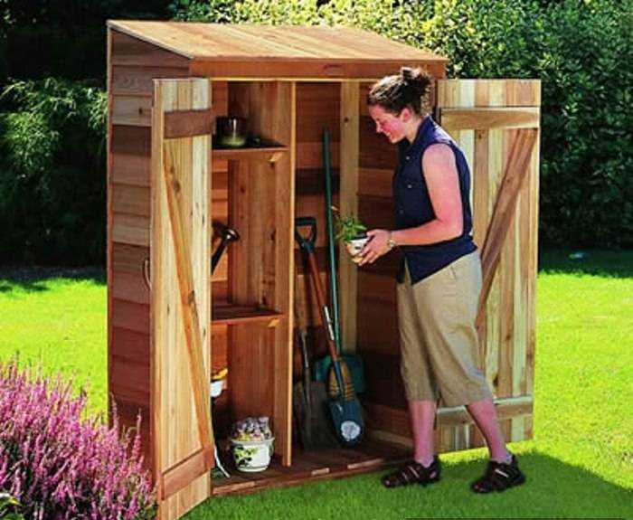 Shed Plans Garden Small Diy