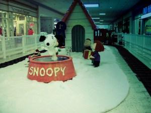 Snoopy Train