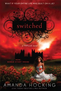 Switched Book Cover