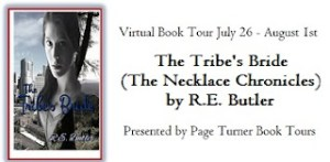 The Tribe's Bride Tour Badge