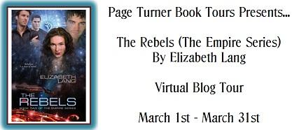 The Rebels Blog Tour Banner
