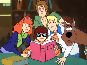 Scooby Doo and Gang