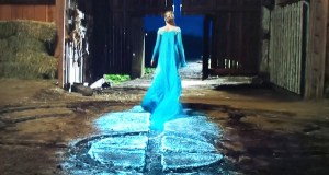 Once Upon a Time is Frozen Teaser