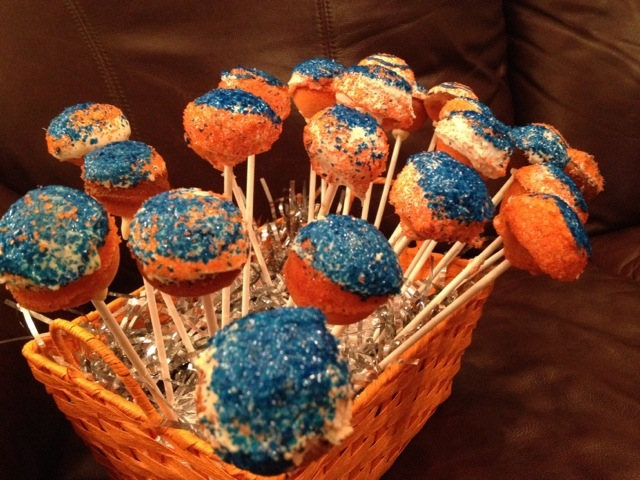 Khalsa Cake Pops