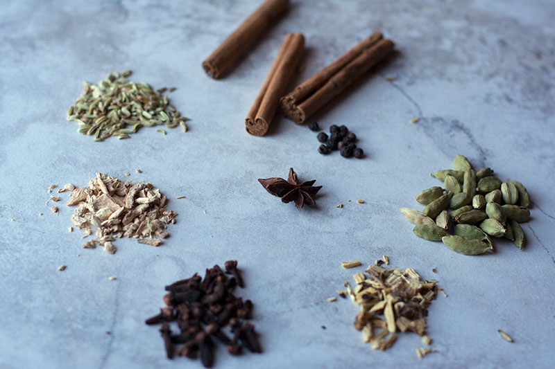 Chai-spices