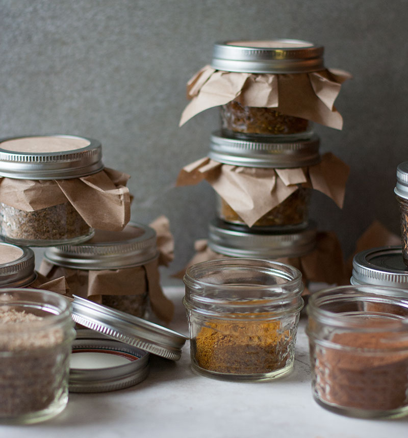 6 Tips for Buying and Storing Spices + Garam Masala, Dukkah and Pumpkin Spice Recipe