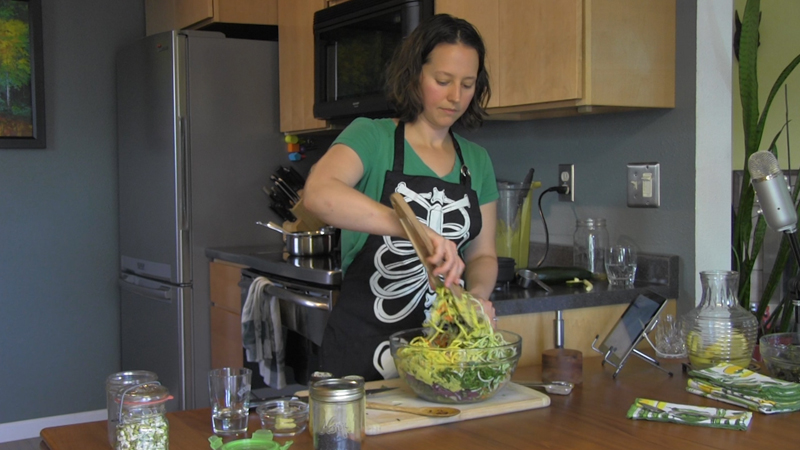 Sheena Scott, Culinary Nutrition Expert