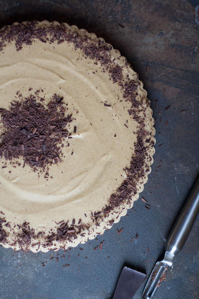 PumpkinSpice Ice Cream Pie