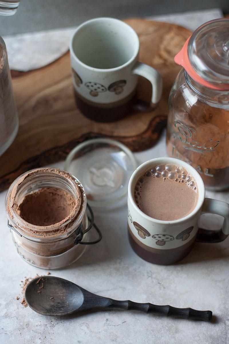 High-Vibe Spiced Hot Chocolate | SheenaScott.com