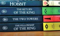 The Lord of the Rings Complete Series by JRR Tolkien - 75th Anniversary Edition | Mariner