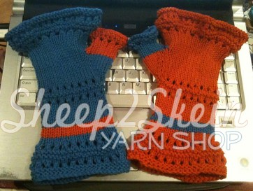 ruffleberrygloves