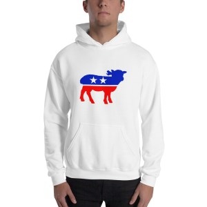 Progressive Sheep Hoodie