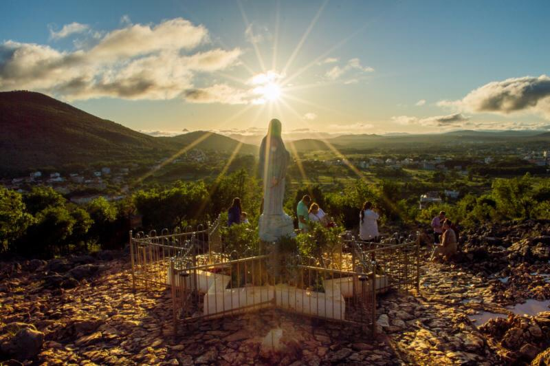 May 25, 2020 Message from Medjugorje