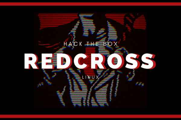Redcross Writeup / Walkthrough Hack the box