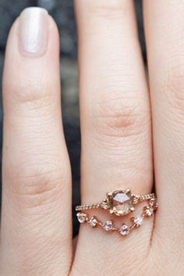 Wedding rings inspiration @ Sheer ever after