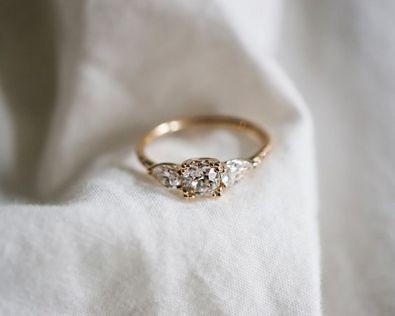 Wedding ring inspiration @Sheer Ever After