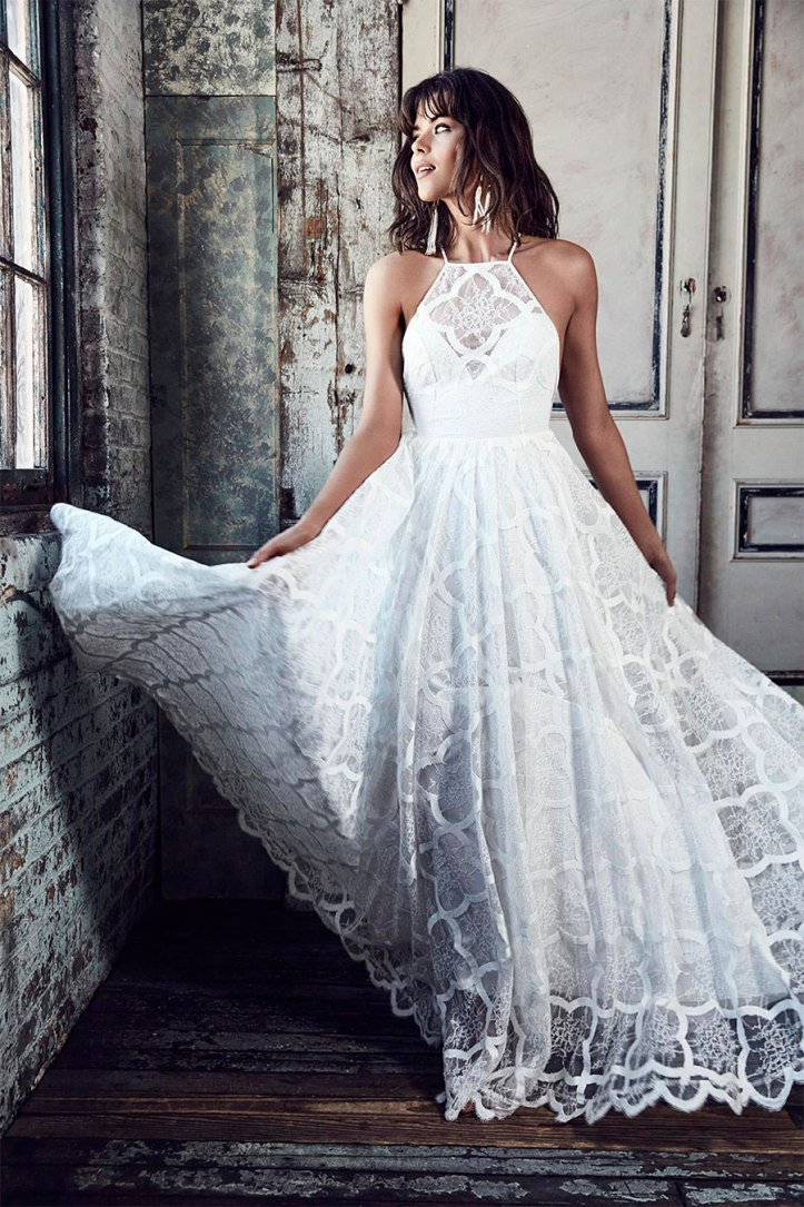 Wedding dress designers in focus @Sheer Ever After #graceloveslace #sheereverafter