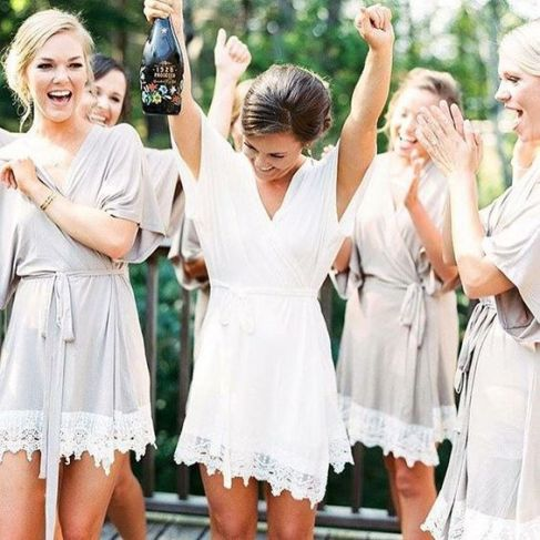 How to choose the best team of bridesmaids
