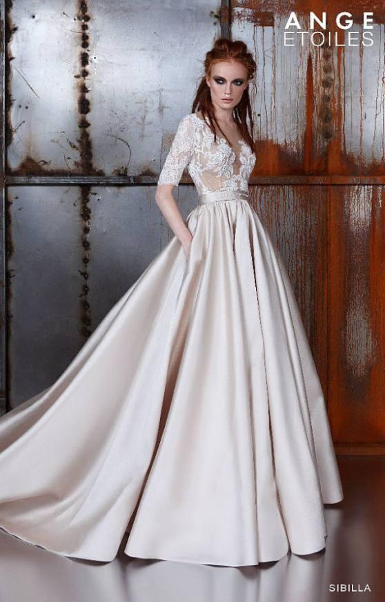 Ball Gowns // Wedding Dress Inspiration // SHEER EVER AFTER WEDDINGS bit.ly/SheerEverAfter