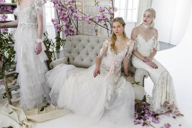 Marchesa Bridal Spring 2018