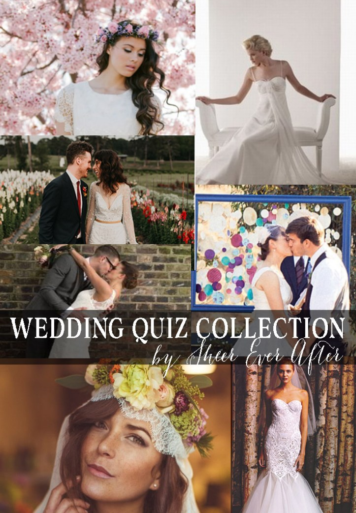 17 wedding quizzes that might help to find your wedding visionyour wedding quiz collection junglespirit Images