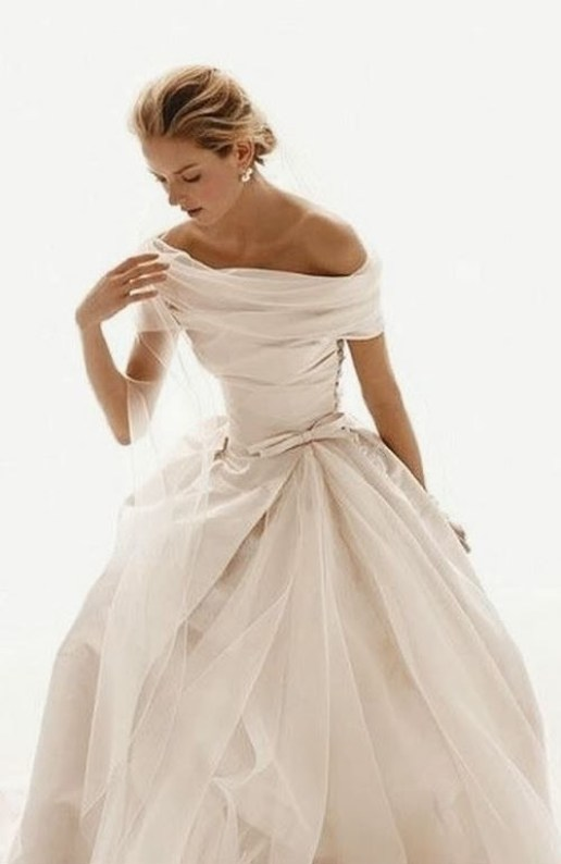 Wedding Dress by Lazaro // Alicia Vikander Wedding Ideas // SHEER EVER AFTER WEDDINGS
