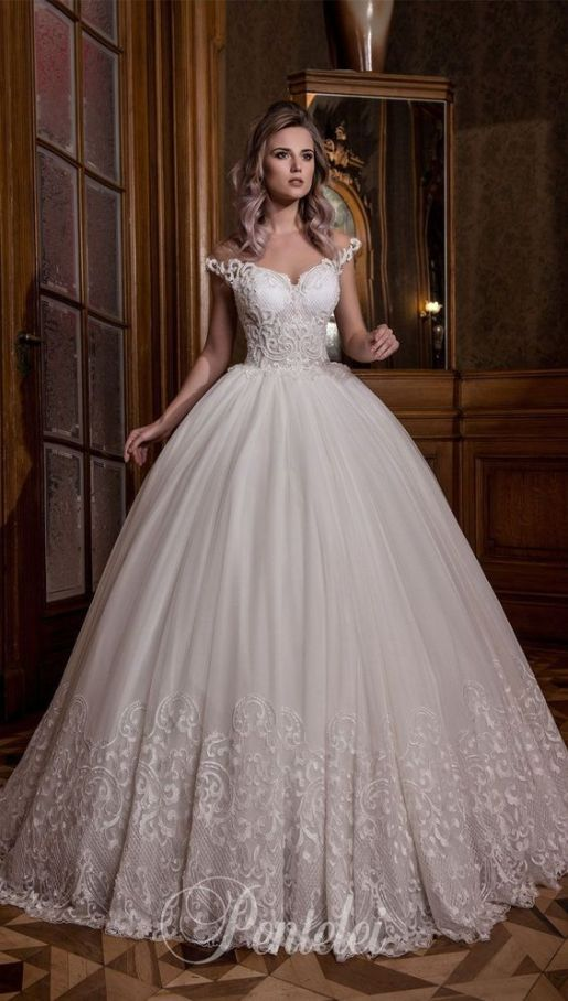 Wedding Dress by Pentelei // Alicia Vikander Wedding Ideas // SHEER EVER AFTER WEDDINGS