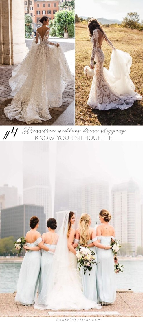 This is the only advice you need before you buy your dream wedding gown| This and more at www.SheerEverAfter.com