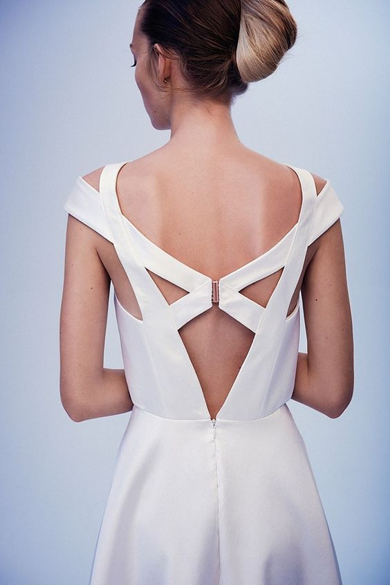 Amazing Wedding Dress Back details | SheerEverAfter.com | Your Online Maid of Honor