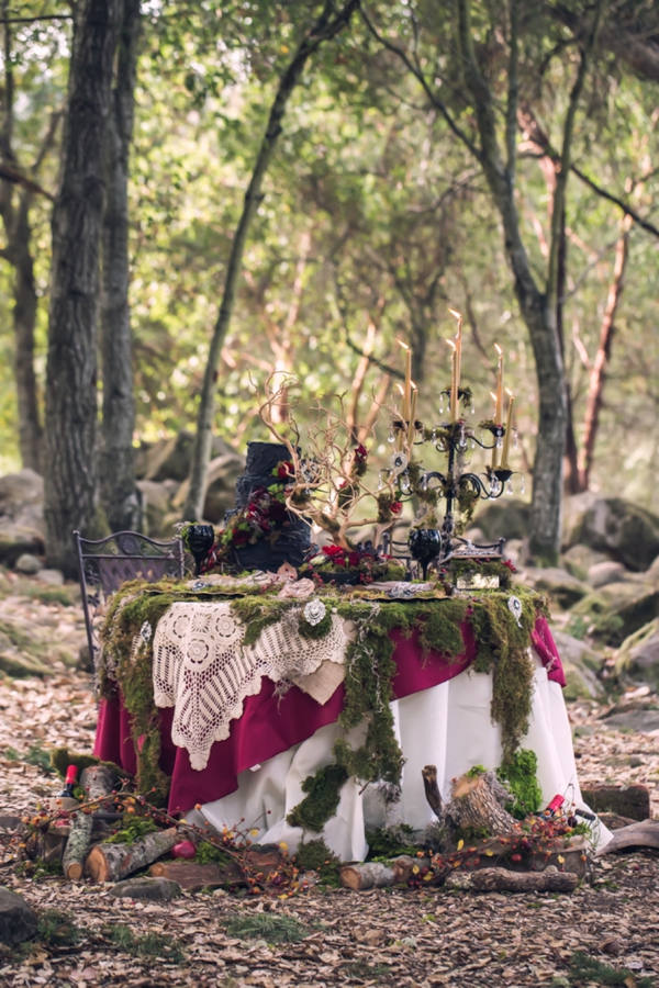 Use these ideas create a real fairytale wedding | SheerEverAfter.com | Your online maid of honor