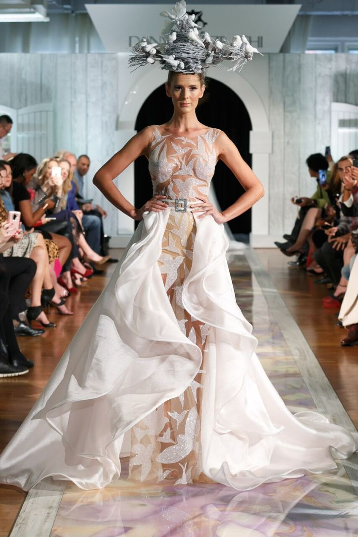 Dany Mizrachi - the home of Mediterranean Bridal Luxe | SheerEverAfter.com | Your online Maid of Honor