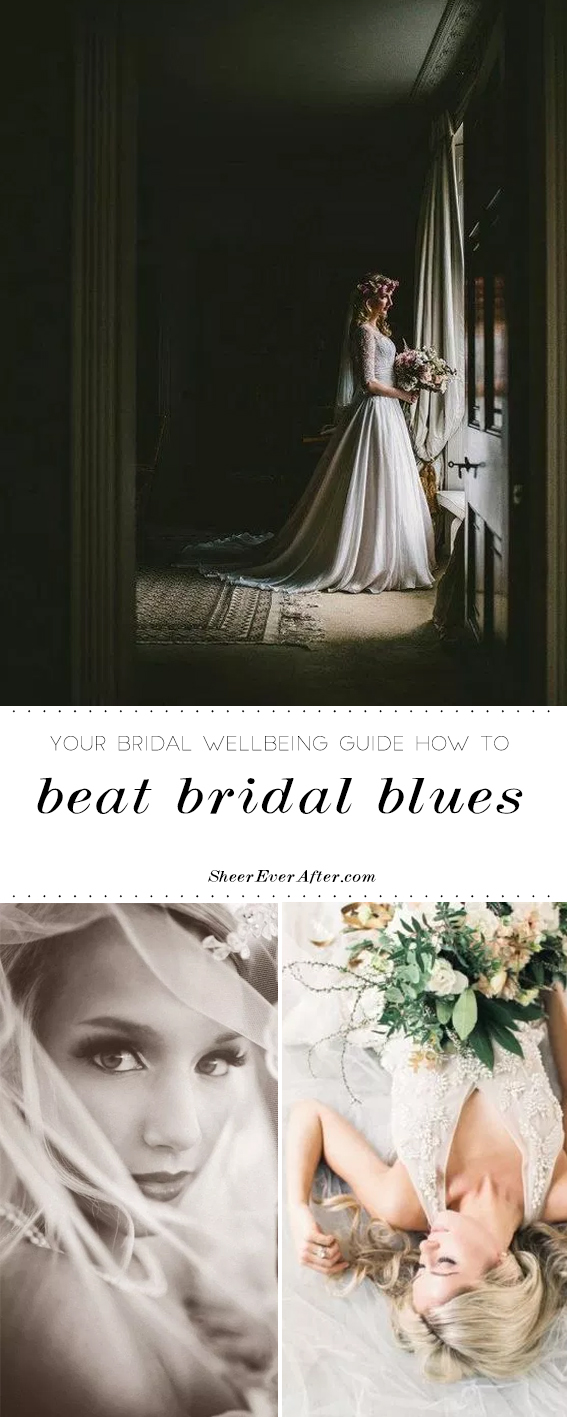 Learn more about how to prevent and overcome Bridal Blues   Sheer Ever After   You online maid of honor