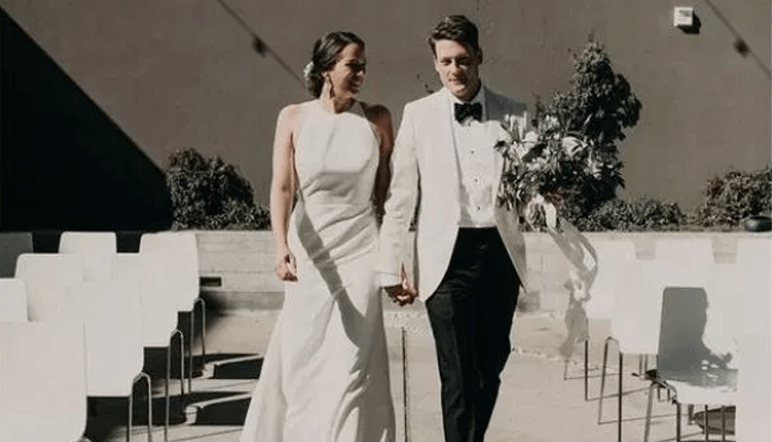 Sophisticated elegance is a key wedding trend for summer 2019