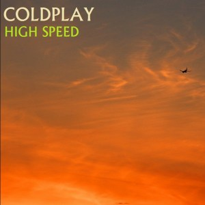 Download cold play high speed rock sheet music pdf