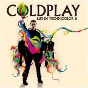 Download cold play life in technicolor ii rock sheet music pdf