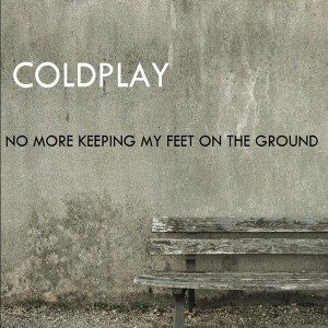 Download cold play no more keeping my feet on the ground rock sheet music pdf