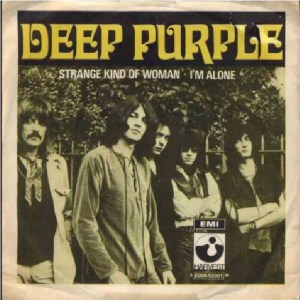 Download deep purple strange kind of woman rock sheet music pdf