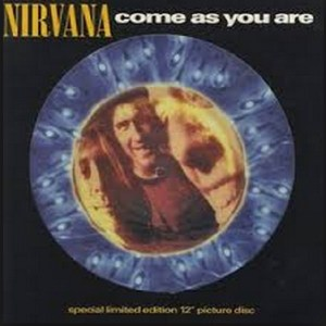 Download nirvana  come as you are rock sheet music pdf