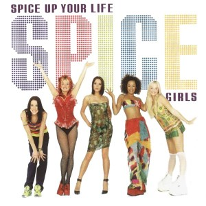 Download spice girls spice up your life pop sheet music pdf