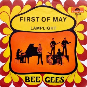 Download bee gees first of may rock sheet music pdf