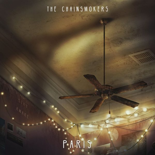 Download Chainsmokers Paris sheet music free