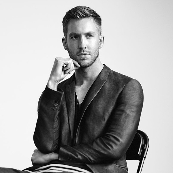 Download Calvin Harris Slide sheet music free