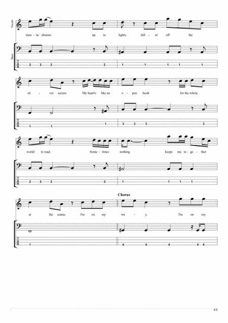 Sweet home chicago bass tab, as performed by blues brothers. Home Sweet Home Bass Tab Sheet Music Pdf Download Sheetmusicdbs Com